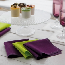 Cotton Cocktail Napkins (20 x 20cm)